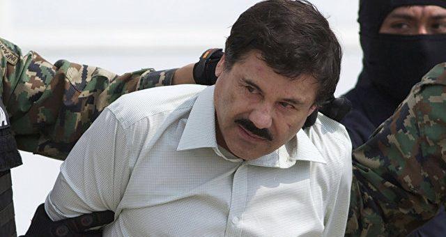 Мексика подтвердила экстрадицию наркобарона Гусмана Лоэры в США