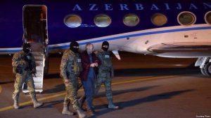 Азербайджан считает экстрадицию Лапшина полностью законной