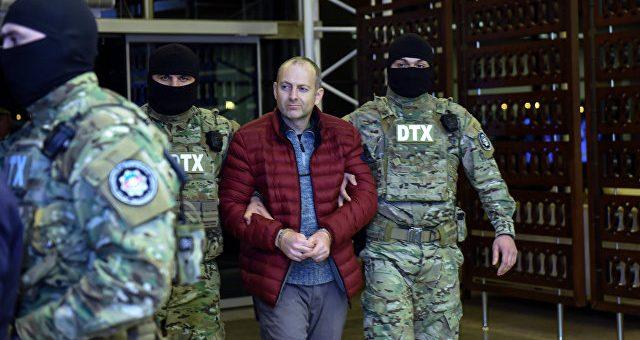 Блогер Лапшин этапирован в один из СИЗО города Баку