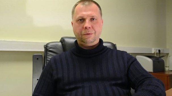 Бородай просит Путина не выдавать Украине боевиков ЛНР-ДНР